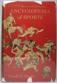 Encyclopedia of Sports by  Frank G MENKE - Hardcover - Signed - 1944 - from Main Street Fine Books & Manuscripts, ABAA and Biblio.co.uk