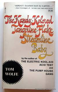 The Kandy Kolored Tangerine Flake Streamline Baby