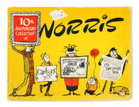 10th Anniversary Collection of Norris Cartoons from the Vancouver Sun.
