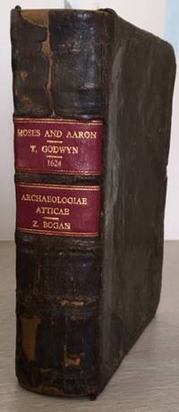 Moses and Aaron. Civil and Ecclesiastical Rites Used by the ancient Hebrews , BOUND WITH Archaeologiae Atticae