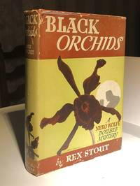 Black Orchids by  Rex Stout - First Edition - 1942 - from Northern Lights Rare Books (SKU: 18012002)