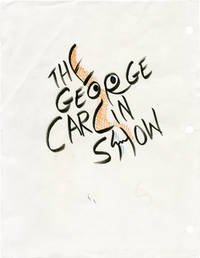 image of The George Carlin Show (Complete script archive for the 1994-1995 television show)