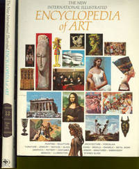 NEW INTERNATIONAL ILLUSTRATED ENCYCLOPEDIA OF ART Volume 12 Inman-Le Clerc  Family