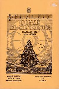 image of Come Singing! Canadian Folk-Songs