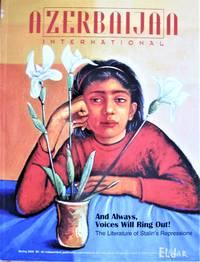 image of Azerbaijan International. Spring 2006