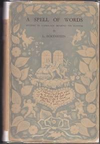 image of A Spell of Words, Studies in Language Bearing in Custom