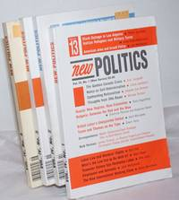 image of New politics; a journal of socialist thought. Vol. 4, No. 1-4 (New Series whole Nos.13-16), Summer 1992-Winter 1994