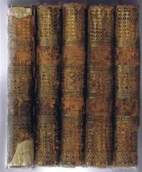 Scripture Characters or A Practical Improvement of the Principal Histories in the Old and New Testament In Five Volumes, A New Edition with a Biographical Account of the Author, Including Mr Hall's Splendid Elogy on His Character