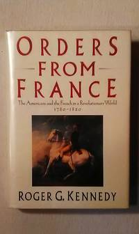 image of Orders from France