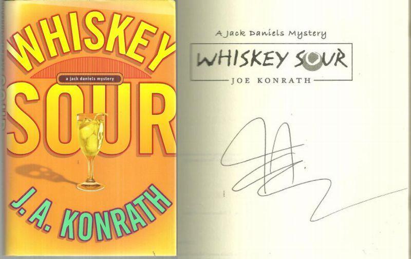 WHISKEY SOUR, Konrath, J. A.
