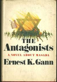 image of ANTAGONISTS A Novel about Masada