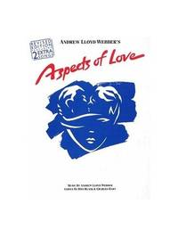 image of Aspects of Love Vocal Selections Revised