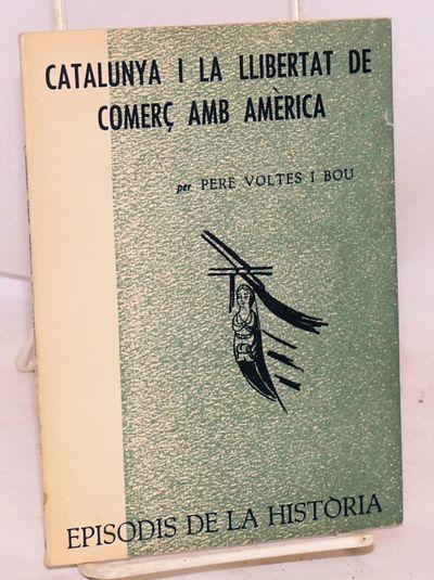 Barcelona: Rafael Dalmau, Editor, 1964. 53p., booklet, 6.5 x 4.75 inch wraps, mild browning of text ...