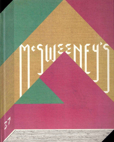 SF: McSweeney's , 2011. Hardcover. Very good. Very good hardback bound in publisher's boards and iss...