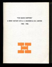 """image of """"The Quick Shippers"""": A Brief History of D.H. Howden & Co. Limited"""