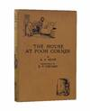 image of The House At Pooh Corner - SIGNED by the Author