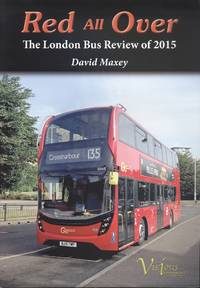 Red All Over - The London Bus Review of 2015.