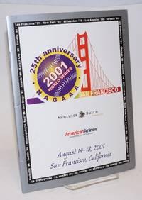 image of World Series Gay Softball League San Francisco 2001 25th anniversary [souvenir program]