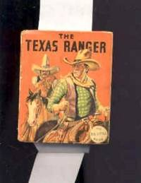 TEXAS RANGER ON THE TRAIL OF DOG TOWN RUSTLERS
