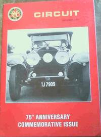 "RMC ""Circuit"", September 1981, 75th Anniversary Commemorative Issue"