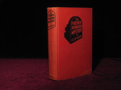 New York: Frederick A. Stokes Company, 1930. First Edition. Very Good/No Dust Jacket. Octavo, 316 pa...