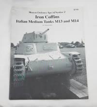 IRON COFFINS ITALIAN MEDIUM TANKS M13 AND M14