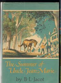 image of THE SUMMER OF UNCLE JEAN-MARIE