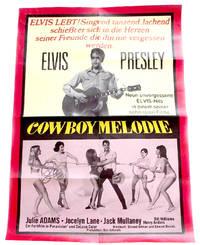 image of Elvis Presley Tickle Me German Poster