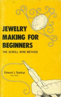 image of Jewelry Making for Beginners: The Scroll Wire Method