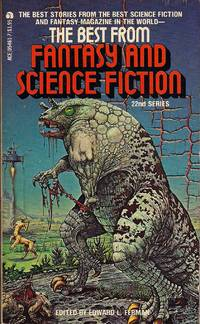 The Best from Fantasy and Science Fiction 22nd Series