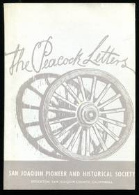 THE PEACOCK LETTERS. APRIL 7, 1850 TO JANUARY 4, 1852