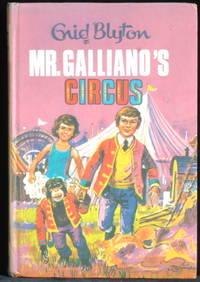 image of Mr. Galliano's Circus