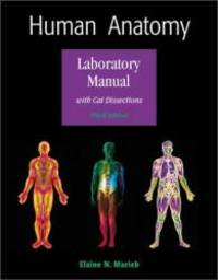 Human Anatomy Laboratory Manual with Cat Dissections 3rd Edition