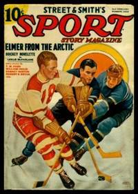 STREET AND SMITH'S SPORT STORY MAGAZINE - Volume 58, number 4 - February 2nd 1938