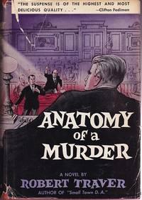 Anatomy of a murder author