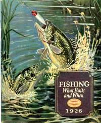 image of Fishing. What Baits And When 1926.