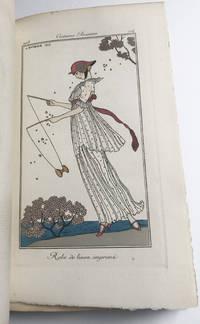 Journal des Dames et des Modes 1912 by T.A. [Tommaso Antogini] - 1st - 1912 - from Florilegius (SKU: Flo143)