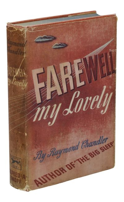 New York: Alfred A. Knopf, 1940. First Edition. Near Fine/Good. First Edition stated, First Printing...