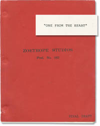 image of One from the Heart (Original screenplay for the 1981 film)