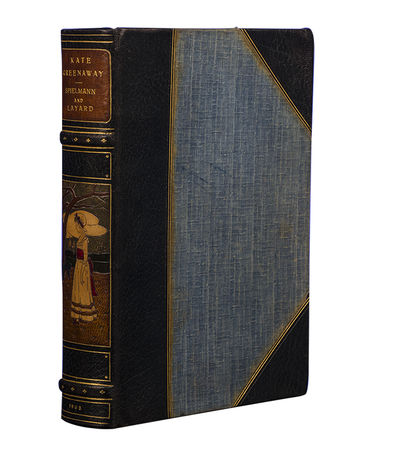 London: Adam and Charles Black, 1905. First edition. Near Fine. Bound ca. 1905, most probably by Bir...