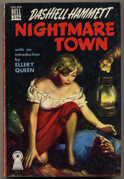 New York: Dell Publishing Company, 1950. Small octavo, cover art by Robert Stanley, pictorial wrappe...