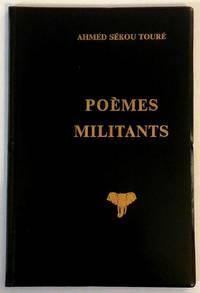 Poèmes Militants