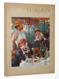 Horizon, A Magazine of the Arts, July 1962, Vol. 4, No. 6