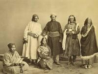 image of Tibetan natives [pencil caption]
