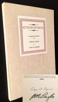 Attacks of Taste