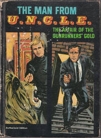 image of The Man from U. N. C. L. E. the Affair of the Gunrunners' Gold