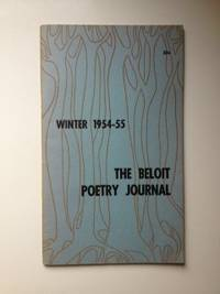 The Beloit Poetry Journal Volume 5 - Number 2  Winter 1954 - 1955