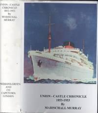 image of Union-Castle Chronicle 1853-1953