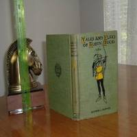 TALES AND PLAYS OF ROBIN HOOD By ELEANOR L. SKINNER 1943