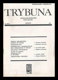 Trybuna : kwartalnik polityczny: Nr. 56/112 [Language: Polish]